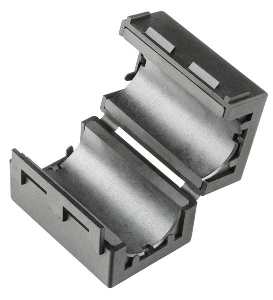 Ferrite on Deutsch Dt Series Connector Cables