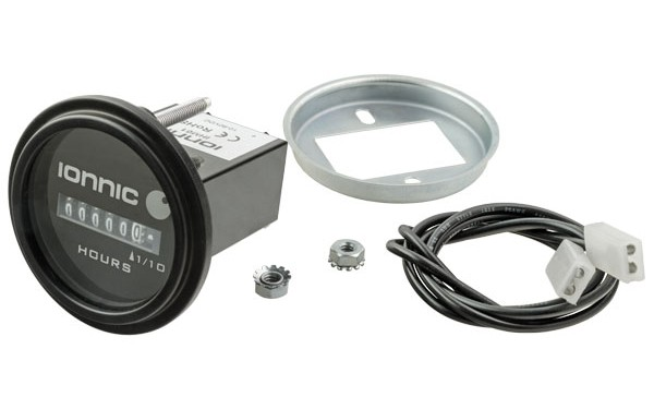Hour Meter Made In Usa : Hour meter monitors electronics electrical