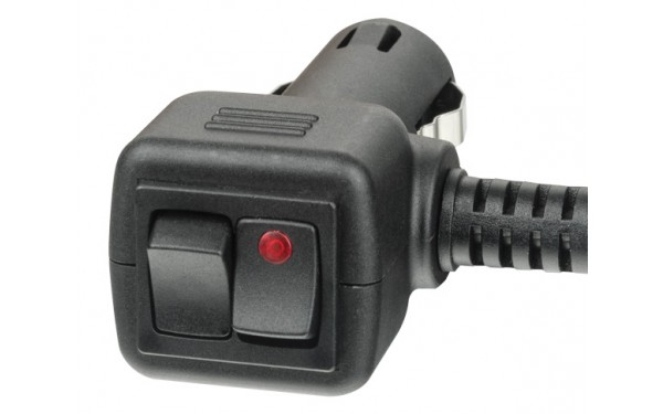 Integrated Off / On & pattern change switch.
