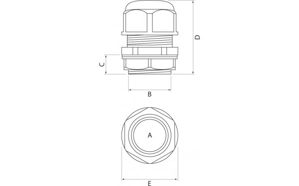 cable glands - fitting accessories