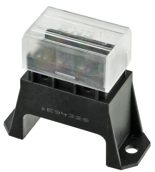 Fuse Holder<BR>Axial Exit