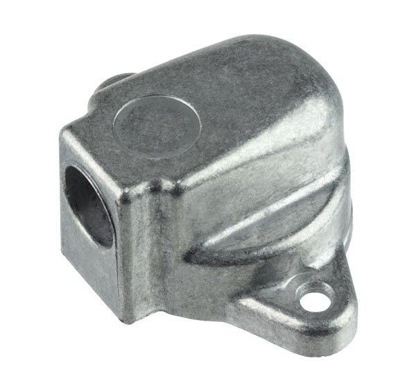 Aluminium Socket<br>Surface Mount