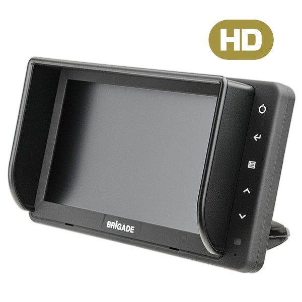 "Backeye Select 7"" Monitor – AHD"