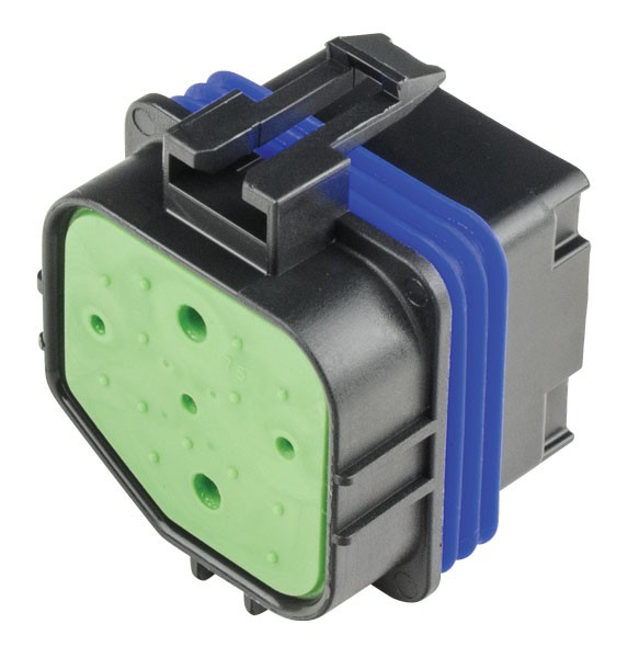 Metri-Pack 630<br>Weatherproof Relay base