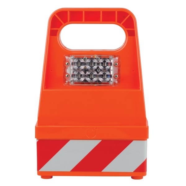 LED Road Marker<br>9 LED Single Sided