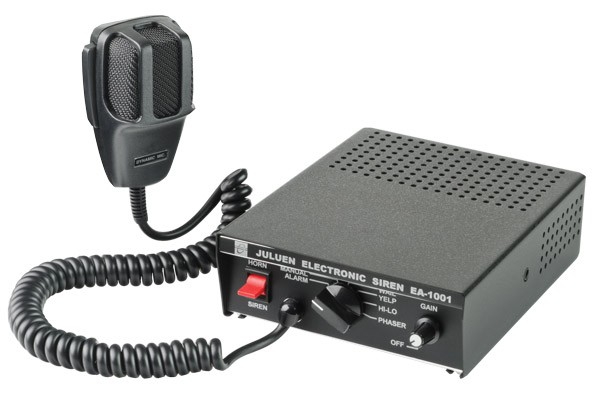 Siren Amplifier PA</br>60W