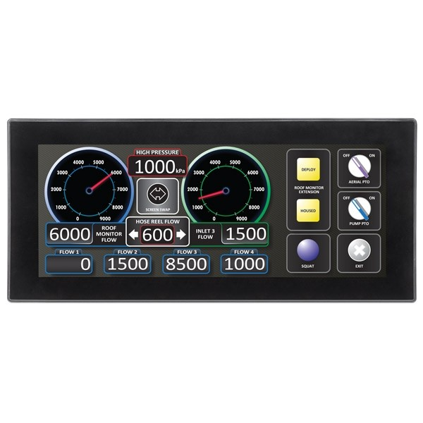 """Ultraview Touch<br>UV1200 12.3"""""""