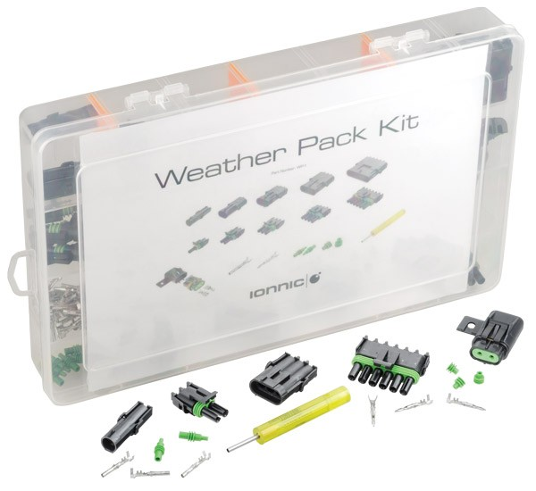 Weather-Pack<br>Assortment Kit
