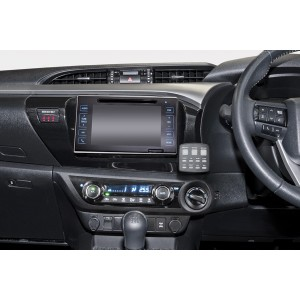 Potential Toyota Hilux installation