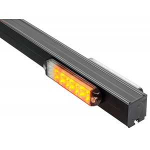 Forward indicators on select models