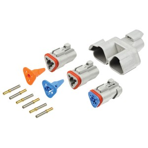 Connection Kit - CAN Network Splice including Resistor. Used for terminated CAN Backbone