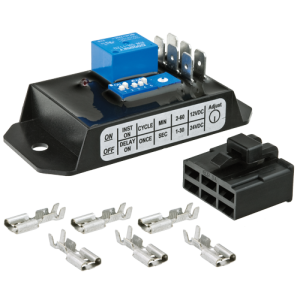 Supplied with connector housing & terminals
