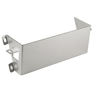 Stainless steel holders in single & double available.