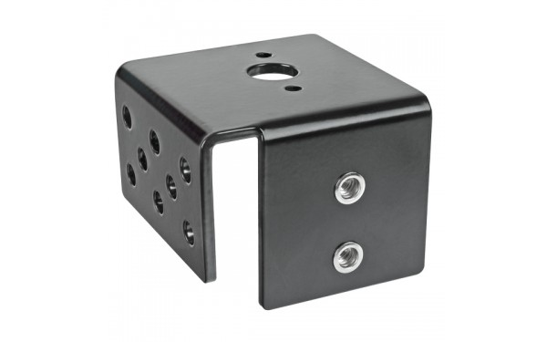 Mounting bracket available with option for high current connector