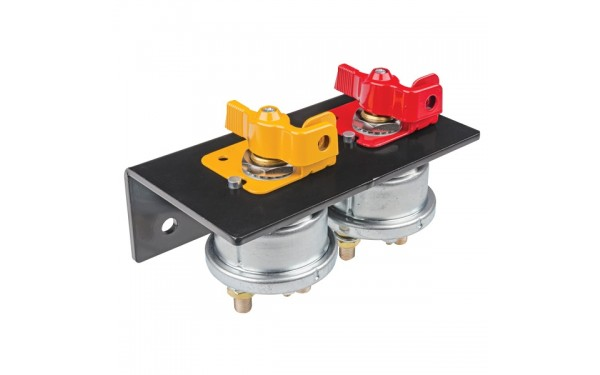 Mounting brackets available