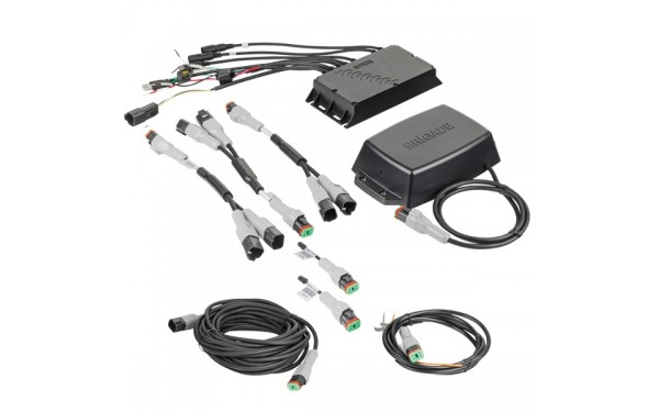 Kit includes 1 x Radar Sensor & OSD ECU with all cables required