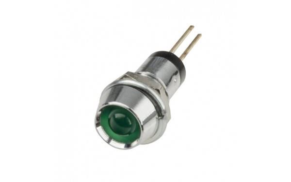LED Indicator supplied with 12V model