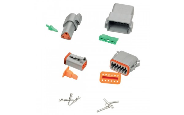 F-Crimp Contacts – DTKIT