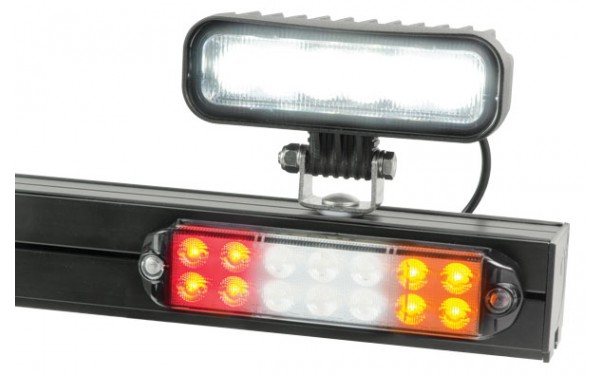 IONNIC or Nordic LED Worklamp options