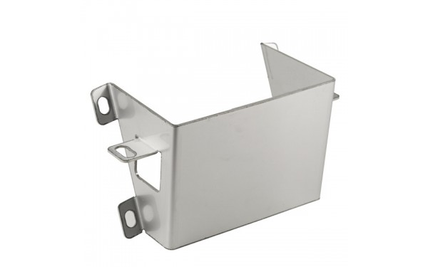 Stainless steel holders in single.